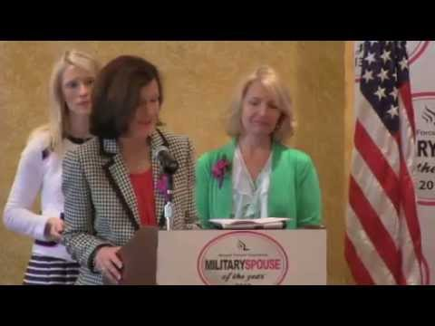 2013 Armed Forces Insurance Military Spouse of the Year Awards Luncheon