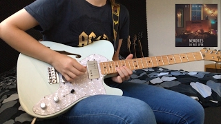 The Chainsmokers & Coldplay - Something Just Like This (electric guitar cover)