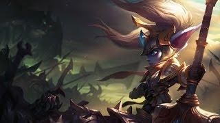 League of Legends: New Chroma Battle Regalia Poppy