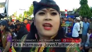 Jathil Waria Semok Dengan Bujang Ganong Lucu di Sukorejo Ponorogo