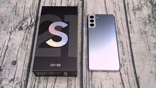 Samsung Galaxy S21 Plus Review Videos
