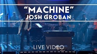 Josh Groban Ft. Herbie Hancock - Machine [Live]