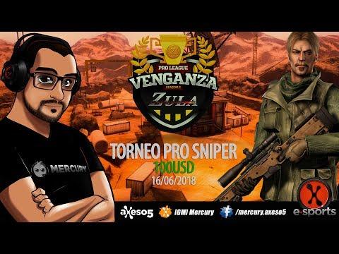 Torneo PRO SNIPER - 16/06/2018 - ZULA