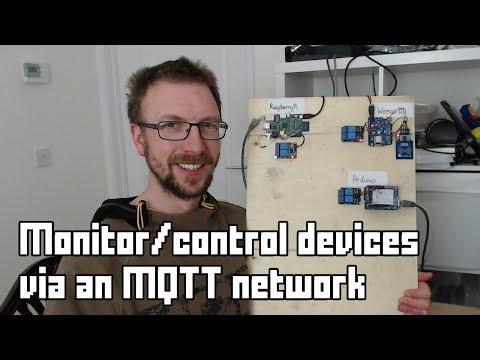 MQTT Network Controller