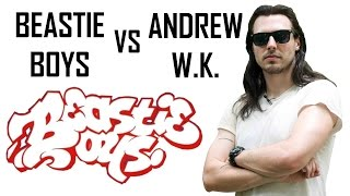 Beastie Boys vs Andrew W.K. - Body Movin' Party - Niall Spence Mashup #22