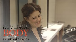 Tracey Cunningham Gives a Khloé-Style Makeover | Revenge Body With Khloé Kardashian | E!