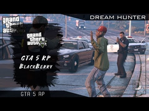 GTA 5 RP Blackberry✔Семья Цигил #Cigil Промокод Dream