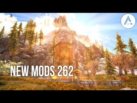 5 Brand New Console Mods 262 - Skyrim Special Edition (PS4/XB1/PC)