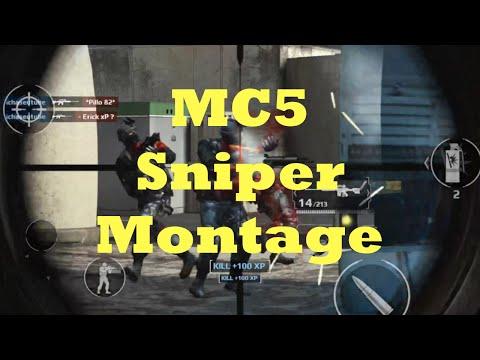 Elite Sniper Montage - Modern Combat 5 - E24 SASR