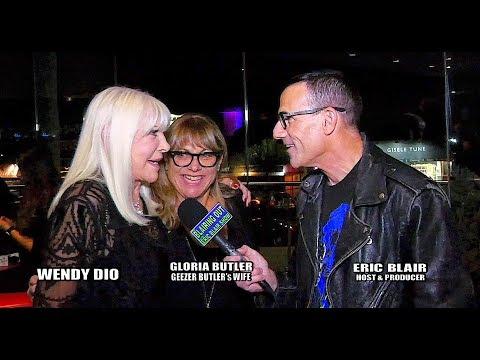 Wendy Dio ,Gloria Butler & Adam Parsons talk Dio Cancer Fund 2019