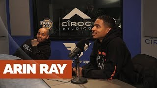 Arin Ray Drops Platinum Fire Talks Working With The Biggest Names In Music