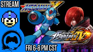 THE KING OF MEGAMAN X - Casual Friday - Stream Four Star