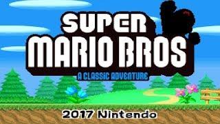 Super Mario Bros. - A Classic Adventure! (Beta) • New Super Mario Bros. Hack