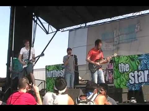 Furthest From the Star - The Deadline(Warped tour 09)