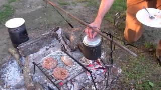 Camp Cooking The Bushpot One Pot Meal