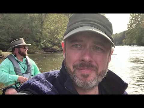 Etowah River Fishing