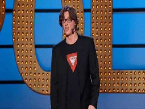Ed Byrne Live At The Apollo Part 1