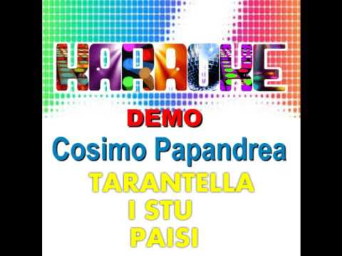 TARANTELLA I STU PAISI Karaoke