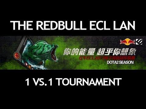 Mushi vs Cty - 1v1 SF Mid (RedBull ECL 1v1 - Quarterfinal)