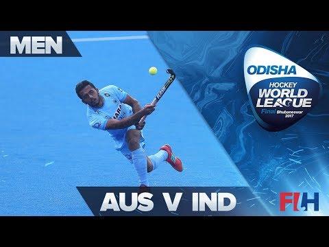 Australia v India - Odisha Men's Hockey World League Final - Bhubaneswar, India