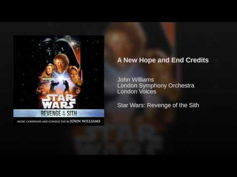 A New Hope and End Credits