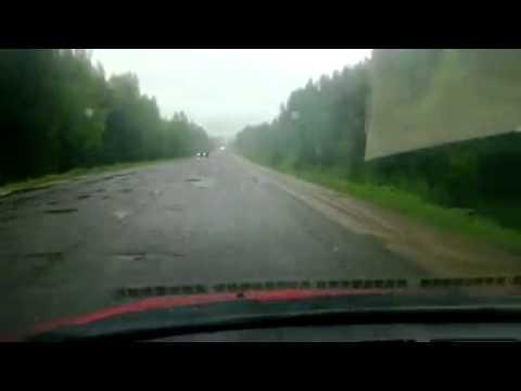 Костромские дороги