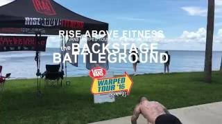 Episode 2: The Rise Above Fitness Backstage Battleground