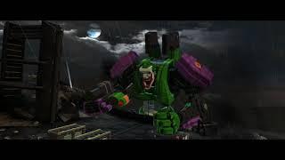 LEGO Batman 2 DC Super Heroes Walkthrough - Part 12 - Wayne Tower Showdown (Wii U, Xbox 360, PS3)