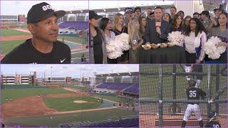 GCU baseball opening day