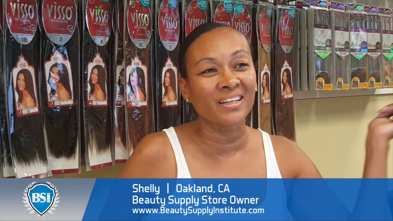 Oakland black beauty supply owner discusses getting started
