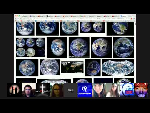 Flat Earth Debunked PSYOP EXPOSED: We'll Do It Live: The REAL Alternative Podcast