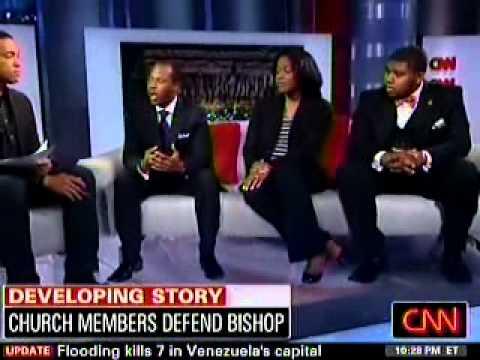 Kevin Bond Discusses Bishop Eddie Long Lawsuit on CNN