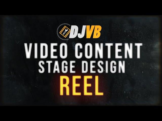 DJVB Visuals Portfolio