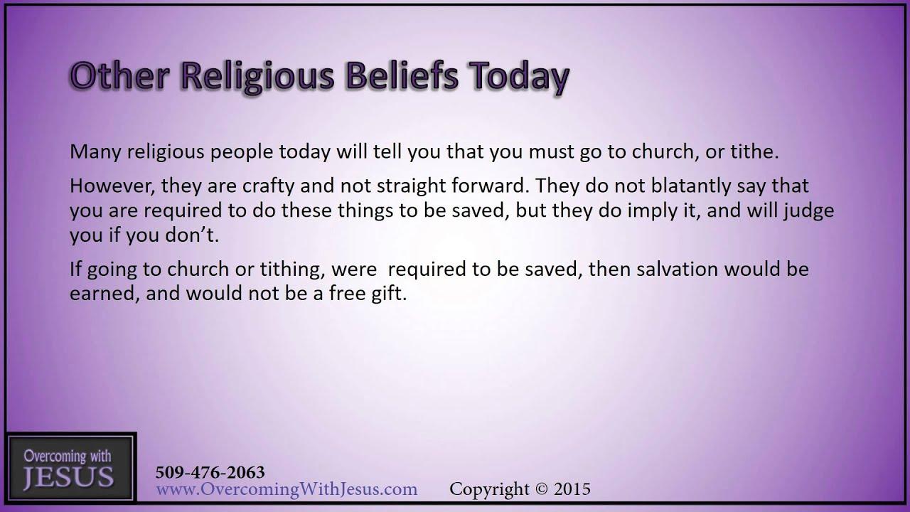 Summary of Galatians