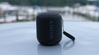 Sony SRS-XB10 Extra Bass Portable Speaker Review & Bass Test
