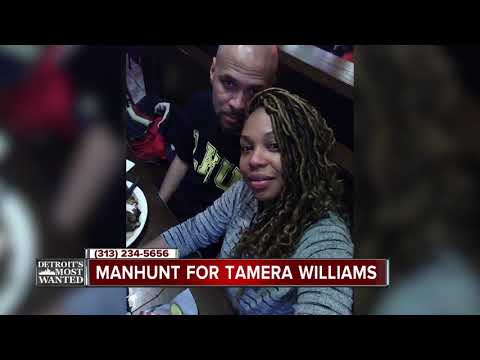 Detroit's Most Wanted: Girlfriend wanted in murder of Melvindale father found on Ohio road