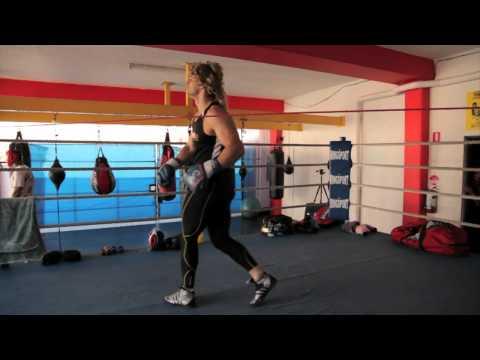 Mullet Man Mark de Mori badass boxing