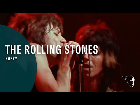Rolling Stones - Happy (From