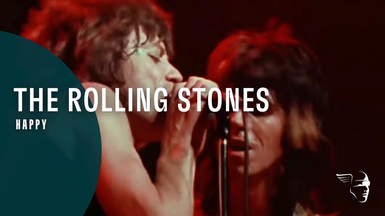 """Rolling Stones - Happy (From """"Ladies & Gentlemen"""")"""