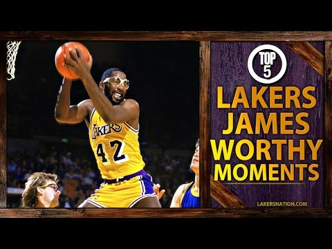 James Worthy's Top 5 Lakers Moments
