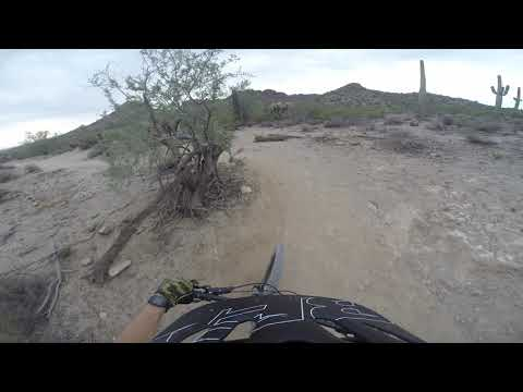 San Tan Mountain Biking - Queen Creek Arizona 2018