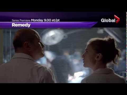 Remedy: Series Premiere Monday at 9PM 1