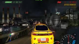 Need for Speed Underground Arcade (Market Street race)