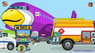 My Town Airport Full Gameplay
