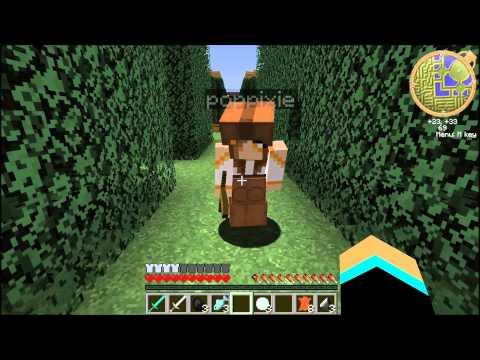 Майнкрафт Голодные игры с Машей ( 1 серия ) Весёлая игрулька