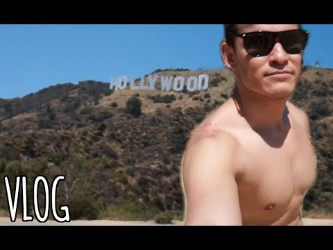 Hollywood Sign Hike (Vlog 537)
