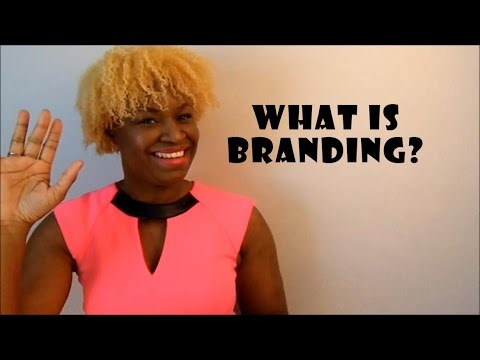 What is #branding