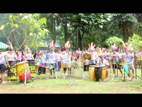 Summer Splash 2015 Drumbeating competition - CBA