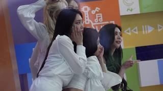 걸그룹 다이아 (DIA) -  Hug U (inst.)DIA  컴백 경축  -  상암동 TBS 방송 센타 공…