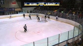 27.3.2014 | Nuorten SM-liigan 3. finaali Blues A - Kärpät A
